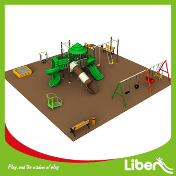 Professional Garden Play Equipment Supplier