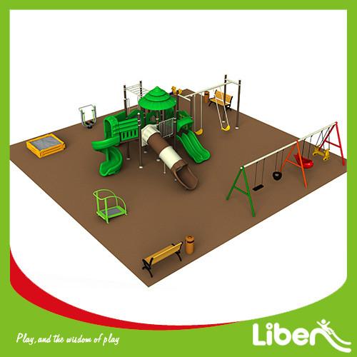 Professional Garden Play Equipment Supplier