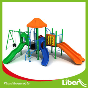 EN1176 Approved Kids Play Set Builder