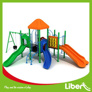 EN1176 Approved Kids Play Set Builder