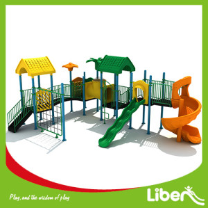 EN1176 Approved Outdoor Play Sets Builder