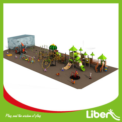 EN1176 Approved Outdoor Playsets for Kids Builder