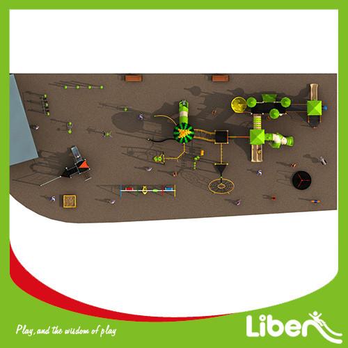 EN1176 Approved Outdoor Playsets for Kids Builder
