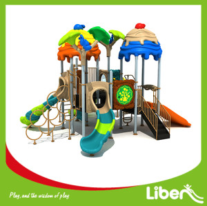ASTM Standard Outdoor Playground Supplier