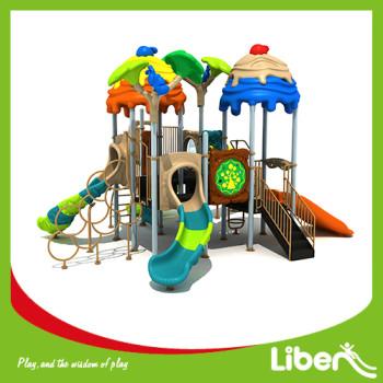 ASTM Standard Outdoor Playground Supplier