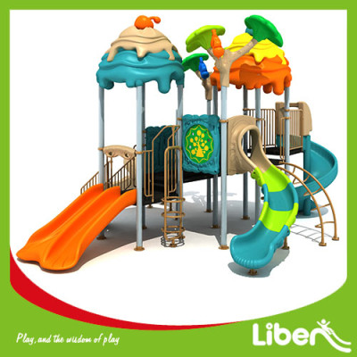 ISO Approved Outdoor Playground Price