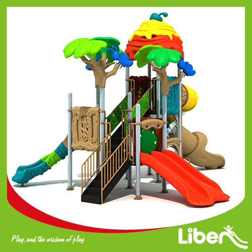 Made in China Outdoor Playground Factory