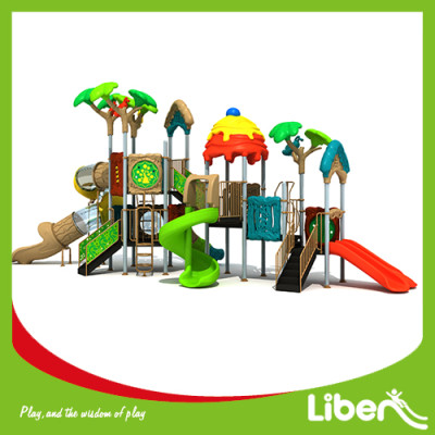 LLDPE Outdoor Playground Sellers