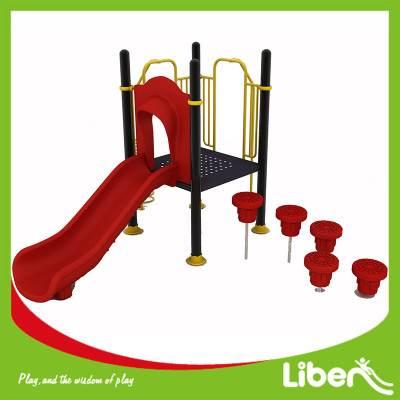 Sell European Popular Type Outdoor Plastic Playground
