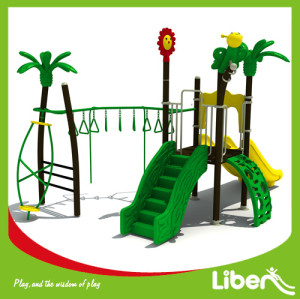 Supplier Plastic Playground Material playground equipment