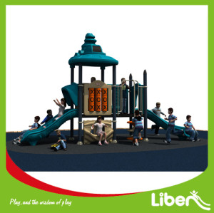 Plastic Playground Material baby playground equipment