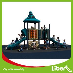 Plastic Playground Material baby playground equipment