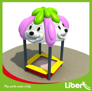 Manufacture Outdoor preschool playground equipment