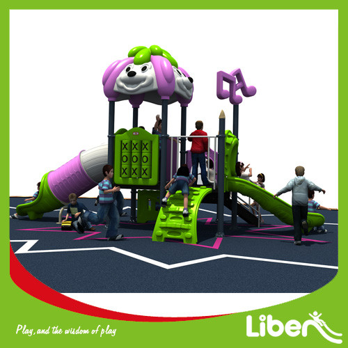 Manufacture Outdoor preschool playground equipment