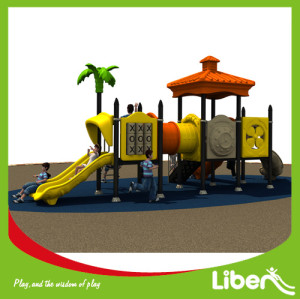 Factory price Outdoor preschool playground equipment