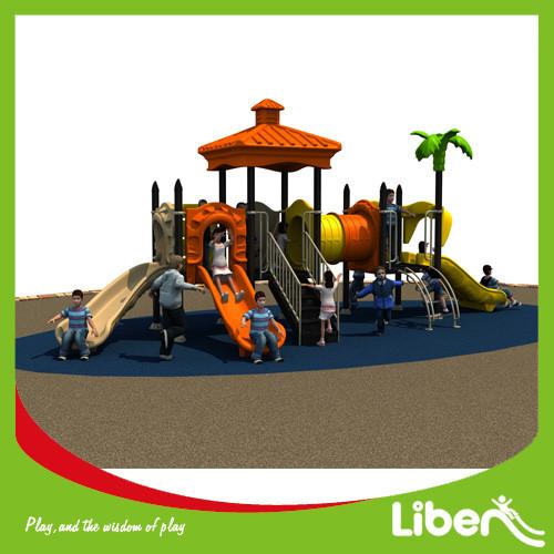 Factory price Outdoor preschool playground equipment