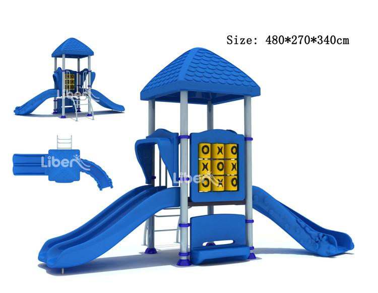 Classic Commercial Amusement Playground Equipment