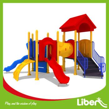 Factory Price Children Plastic Playground
