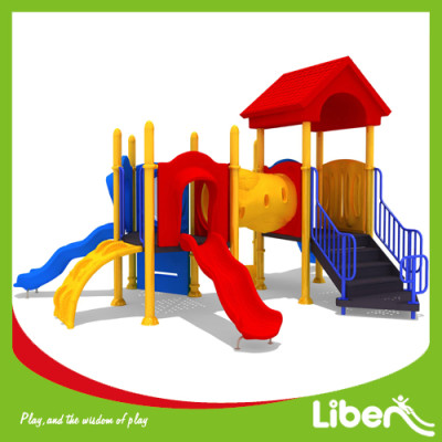Factory Price Children Plastic Playground