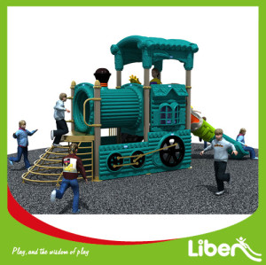 Kids Garden Used Digital Spring Rider Steam Train Playground Pirates