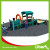 Plastic Outdoor Amusement Park Playground, Outdoor Playground Play House