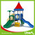 OEM Available European Castle Children Play Structure with Professional CAD Drawing