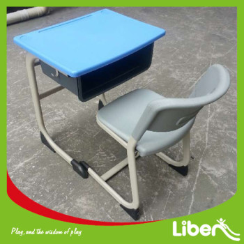 New School Used Student Desk and Chair