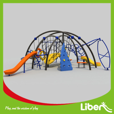Spider Man Series Climbing Type Outdoor Playground for Kids