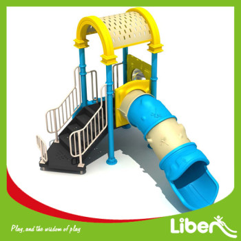 Low Price Amusement Park High Quality Plastic Slide