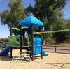 Outdoor Playground built in Denver, USA