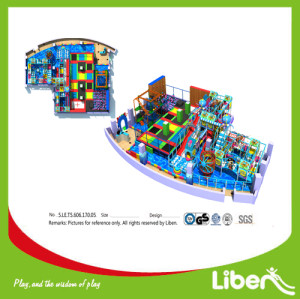 Manufacturer of kids Indoor Playground Equipment for sale