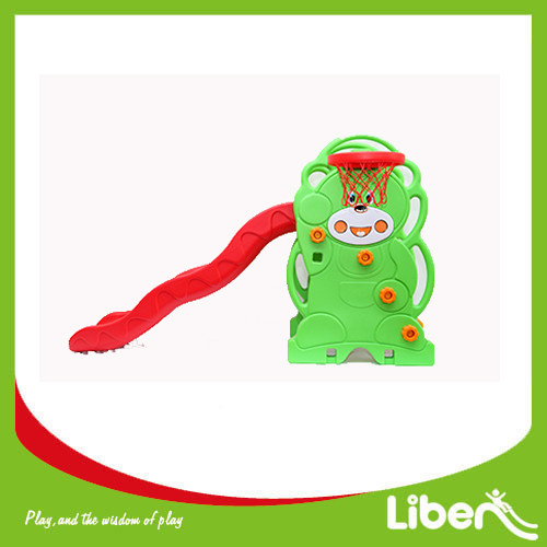 Indoor Playground Toddler Plastic Slide LE.HT.003