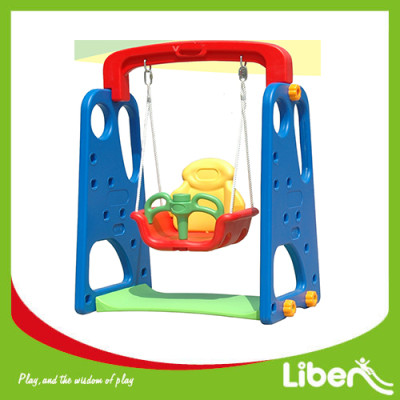 Indoor Playground Toddler Plastic Slide LE.HT.014