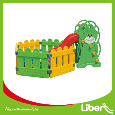 Indoor Playground Toddler Plastic Slide LE.HT.030