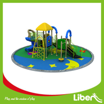 Outdoor Kids Playground Supplier/Manufacturer