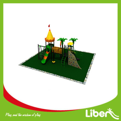 Middle Kids Outdoor Playground Supplier/Manufacturer