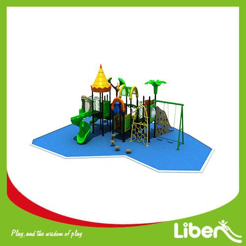 Kids Climbing Outdoor Playground Supplier/Manufacturer