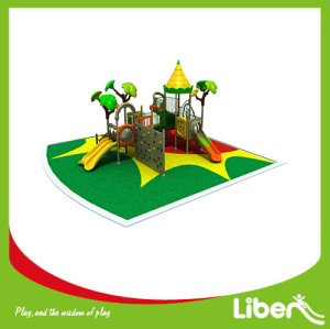 Supplier/Manufacturer of Kids Climbing Outdoor Playground