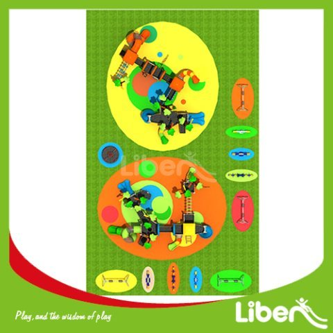 Kids Commercial Play Structures Supplies