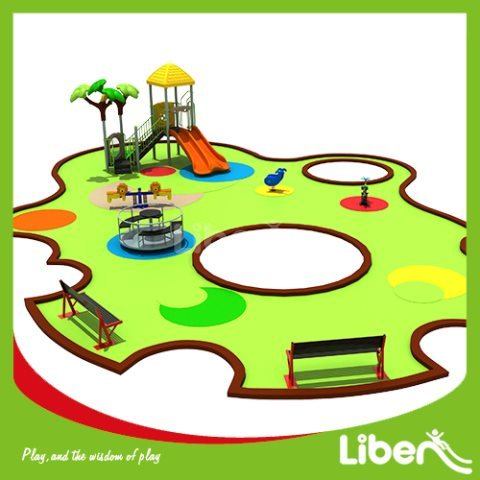 outdoor kids play area supplies