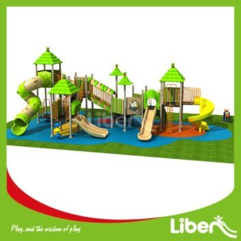 Kids Outdoor Playground Slides Manufacturer
