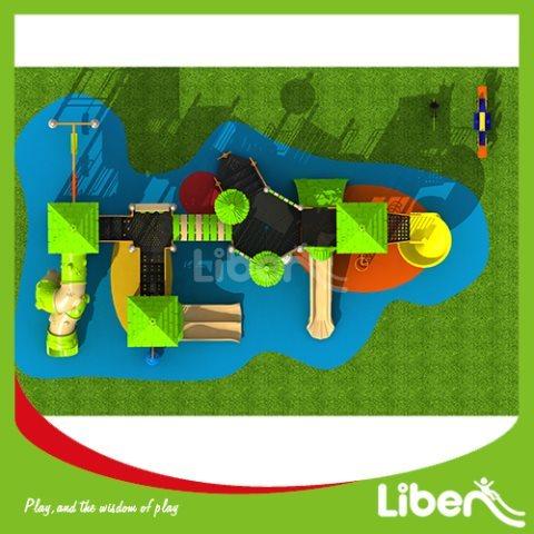 Kids Outdoor Playground Slides Manufacturer