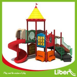 With Seat Children's Playground Sets Builder