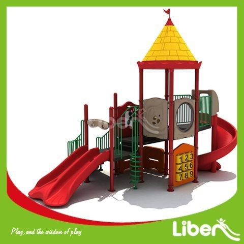 With Seat Children's Playground Sets Builder