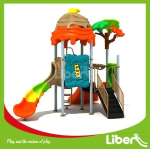 TUV Approved Kids Backyard Playsets Factory