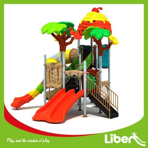 Wit Tube Slide Kids Outdoor Play Centre For Sale