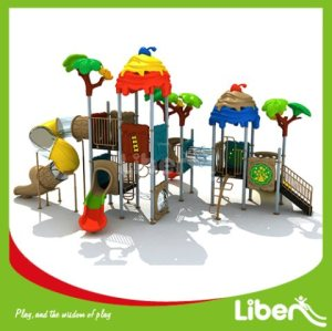 Children Commercial Playground Equipment Manufacturers