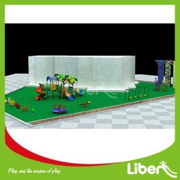 GS Approved Kids Garden Play Equipment Factory