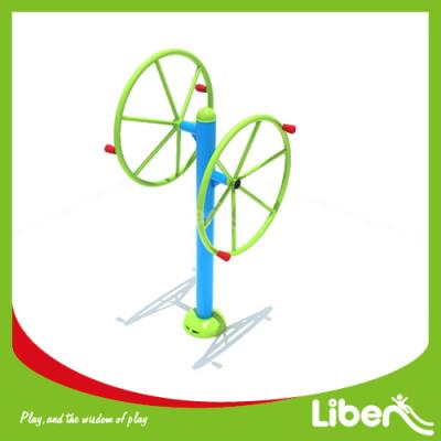 Outdoor exercise machines Arm Wheel