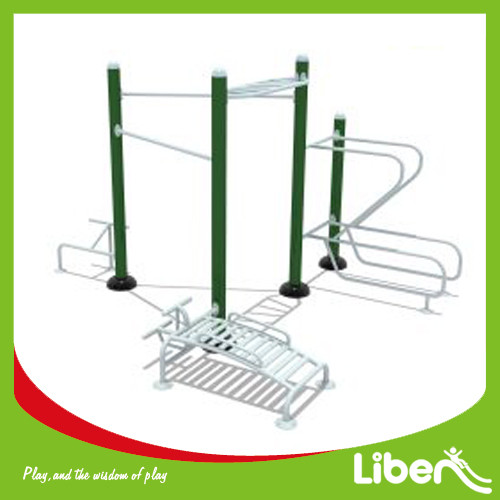 fitness trail equipment outdoor Bounce and Press